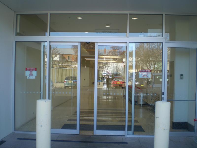 Extint Glasstech Services Dorma Products Automatic Sliding